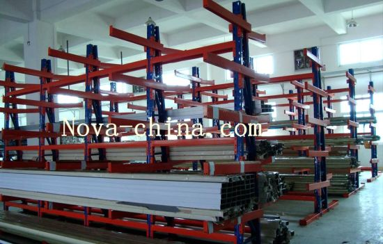 Warehouse Heavy Duty Cantilever Rack mit Ce-Zertifikat