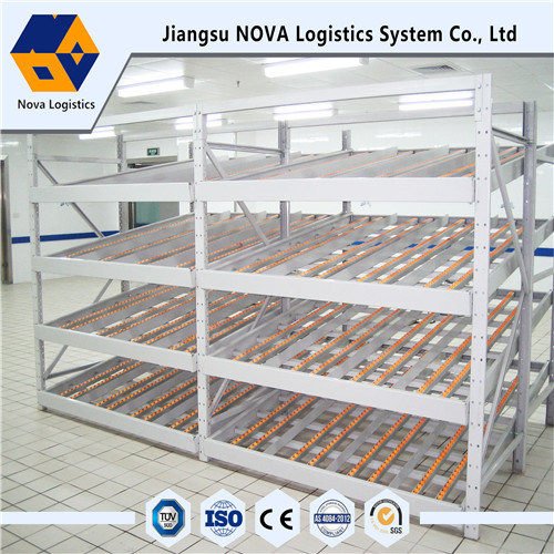 Middle Duty Flow Through Rack von Nova Logistics